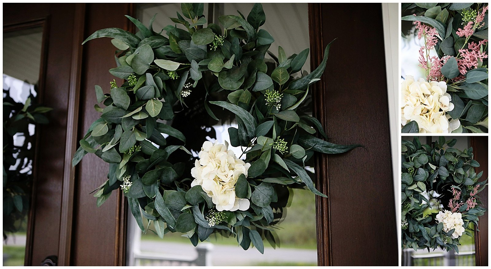 Hearth & Hand Eucalyptus Wreaths Update/Refresh