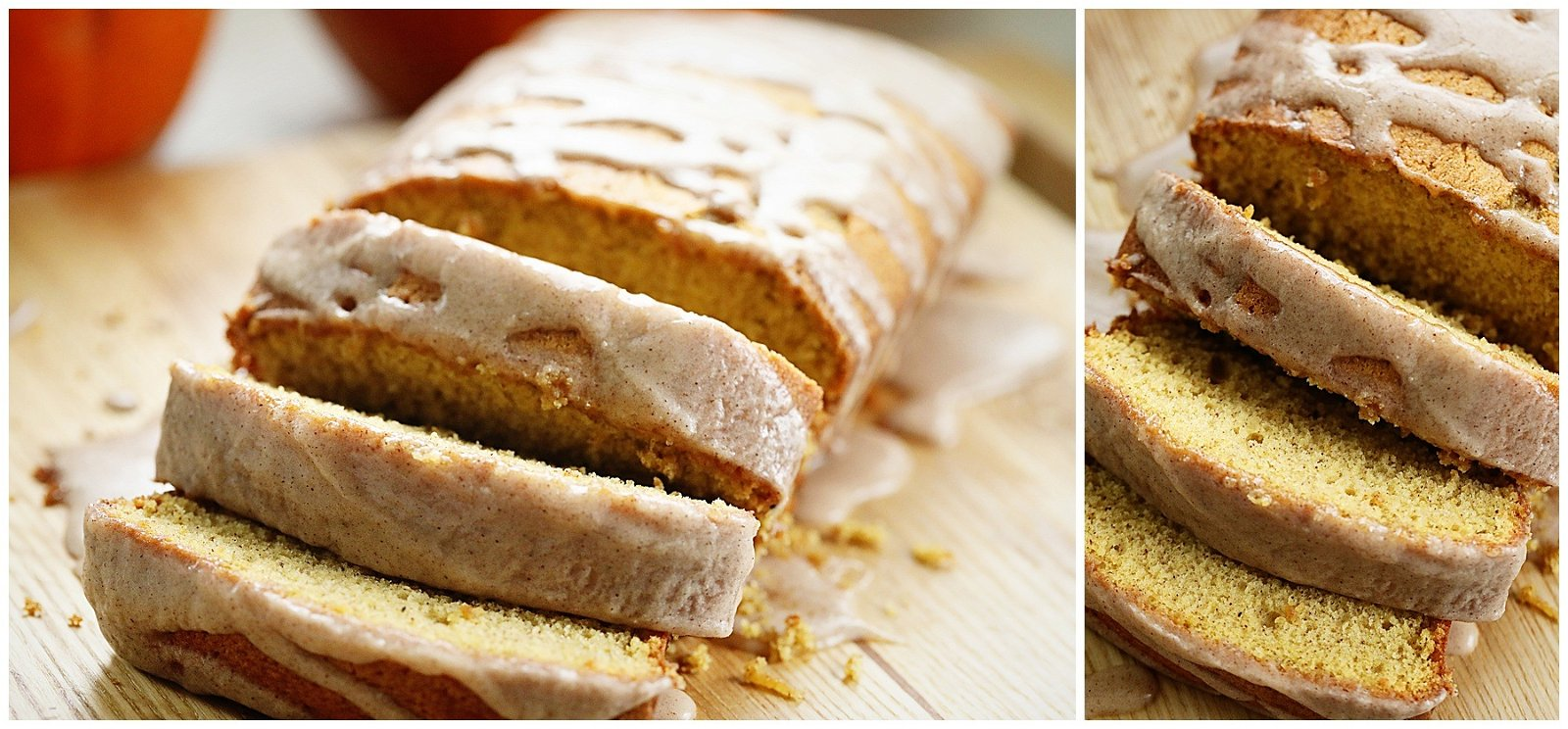 Homemade Pumpkin Bread Recipe