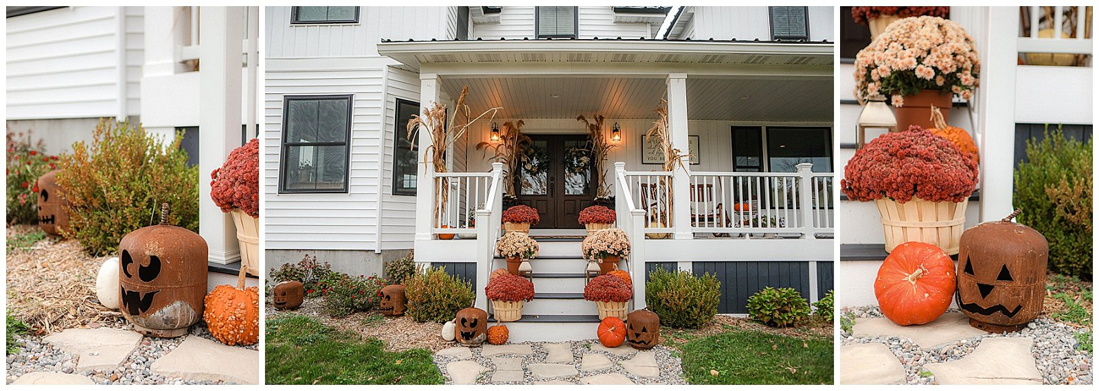 Fall Front porch decor 2020