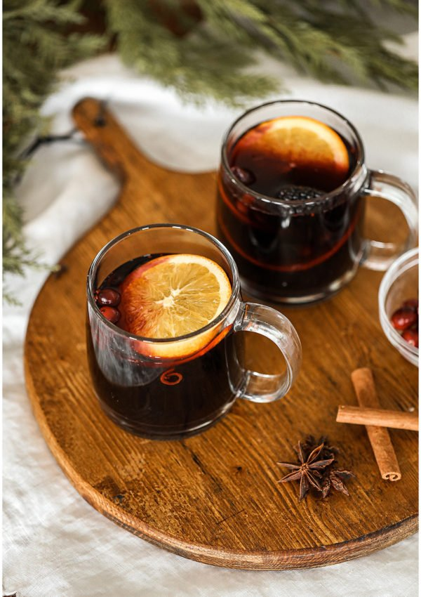 Delicious Mulled Wine Recipe