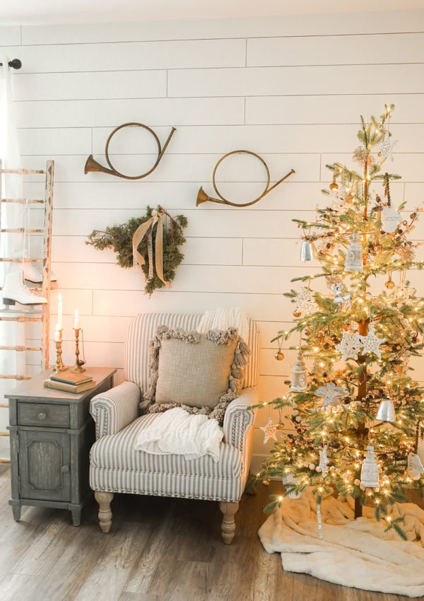 Sneak peek: Farmhouse Christmas decor