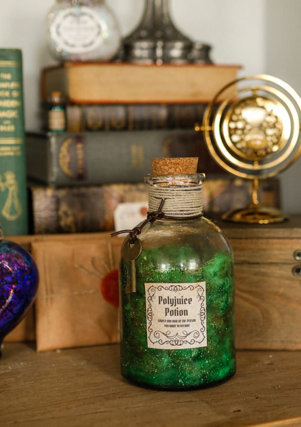 How to make Harry Potter potions & DIY magic potions (Free labels!)