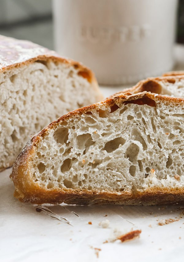 How to make sourdough bread from starter