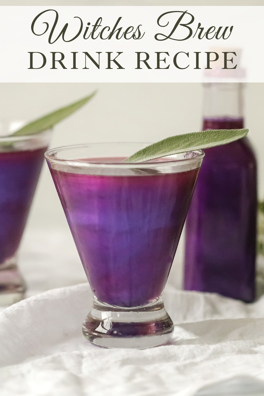 Witches Brew Drink recipe